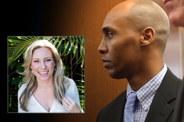 Article image for Killer of Justine Damond makes bizarre sentencing request for her birthday and death