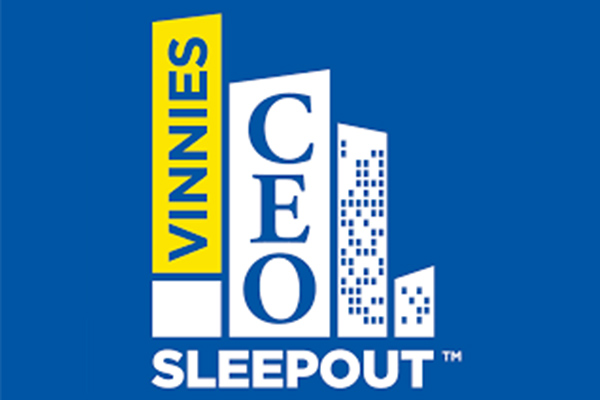 Article image for 'We need to change': Vinnies CEO Sleepout addresses homelessness