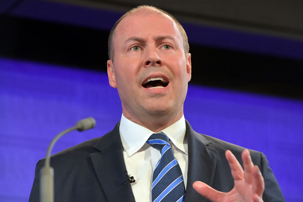 Article image for Treasurer refuses to take rate cut as criticism of his economic policy