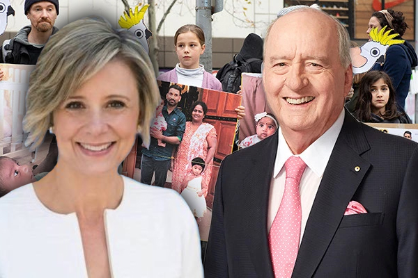 Article image for Alan Jones and Kristina Keneally join forces on a very important issue