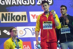 Podium protest: Aussie Swimmer Mack Horton refuses to stand next to accused cheat, Sun Yang