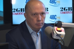 Peter Dutton calls for both sides to stop politicising the bushfire emergency
