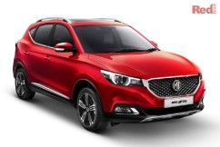 MG ZS Essence SUV – exceptional value in a small five-seat SUV