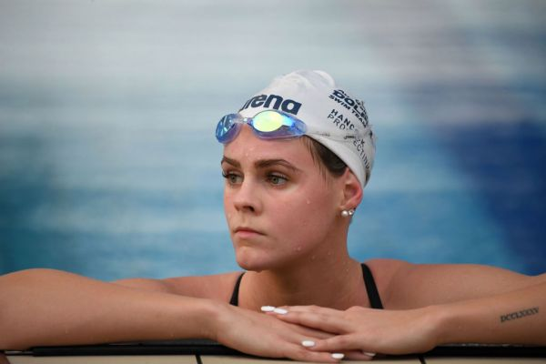 Article image for 'Very embarrassed': Swimming Australia CEO 'simply not able' to come clean on Shayna Jack drug scandal