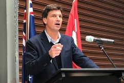 'We never said that Steve': Energy Minister put on the spot over energy price promise