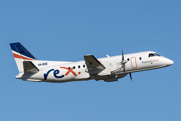 Article image for Rex 'wipes off' claims aircraft seriously defective