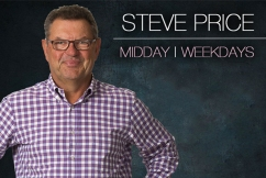 The Steve Price Show launches today!