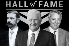 Continuous Call Team founder Peter 'Chippy' Frilingos inducted into NRL Hall of Fame