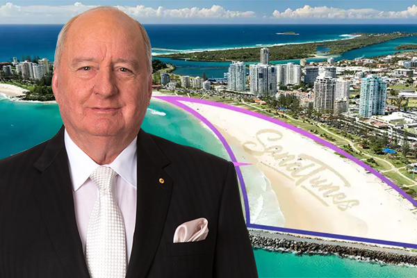 Article image for Alan Jones wins a major victory for the Gold Coast