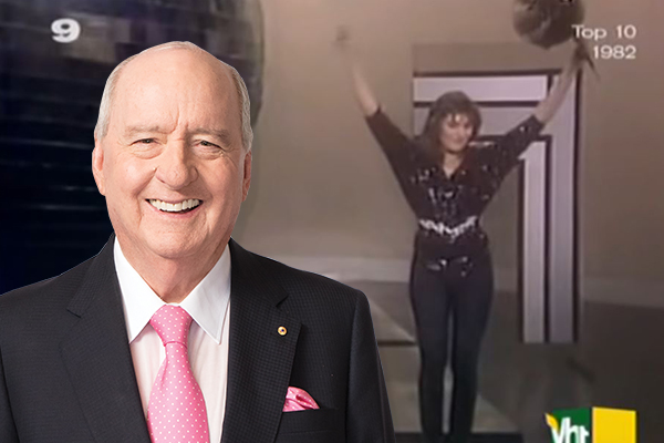 Article image for Alan Jones reveals the story behind his famous theme song