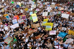 'No single original thought': Students striking for climate change yet again
