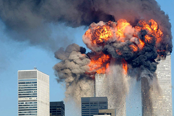 Article image for Steve Price recalls being on air on the night of 9/11