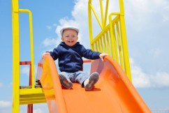More play equipment is not always better