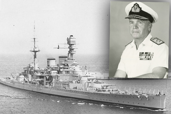 Article image for Special Alan Jones feature interview with incredible WWII veteran