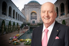 'This man is a national treasure': Alan Jones heaps praise on extraordinary Australian