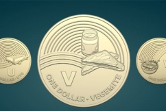 A-Z coin hunt pays tribute to famous Aussie icons