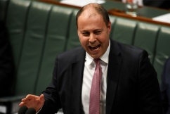 On track for surplus: Budget billions better off than predicted