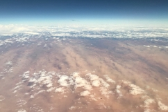 PHOTO | Incredible dust storm forming at Broken Hill