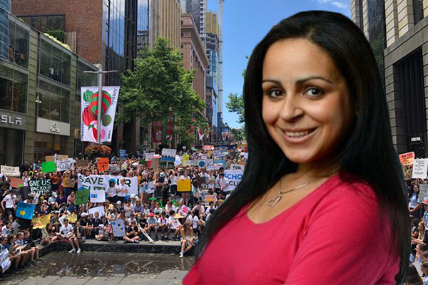 Article image for Kids using climate strike for a day off school: Rita Panahi