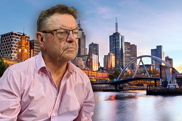 Article image for 'Melbourne has lost the plot': Steve Price