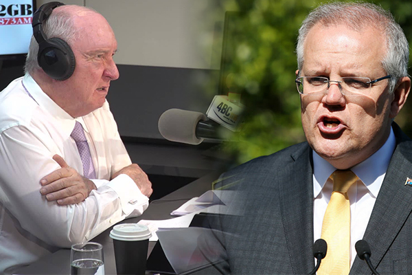 Article image for PM dodges drought responsibility: 'The Morrison Government won't be forgiven for this betrayal'