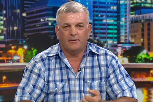 Article image for QLD dairy farmer's emotional message after selling the last of his cows