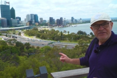 WATCH | John Stanley checks out the world's largest inner city park… in Perth!