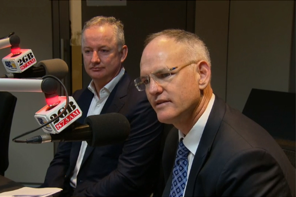Article image for Why Australia's two biggest media bosses have joined forces against the government