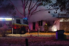 Child and elderly woman die in Tamworth house fire