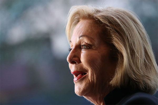 Article image for Ita Buttrose calls for 'ethnically diverse' ABC