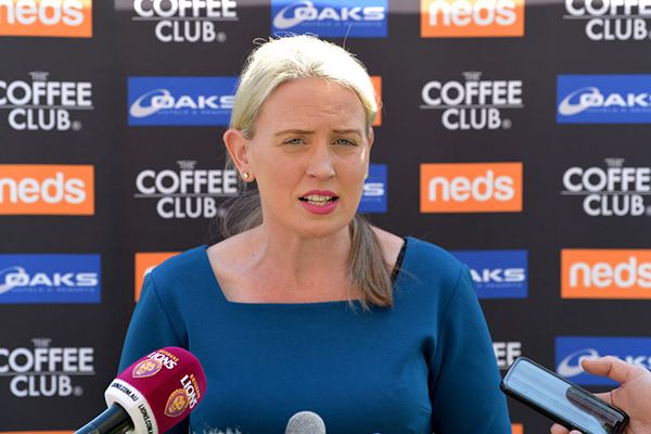 Article image for QLD minister 'absolutely gutted' over missing out on NRL grand final