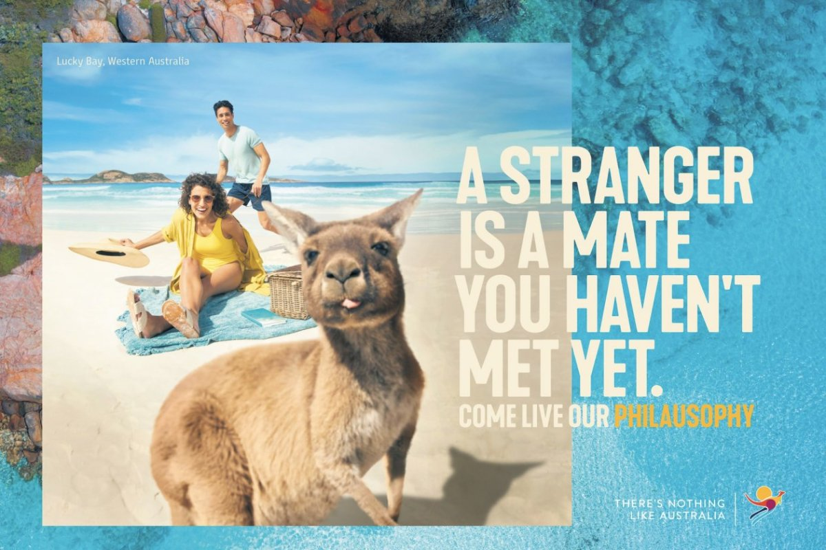 Article image for 'PhilAUSophy': Tourism Australia's $38 million 'bungle'