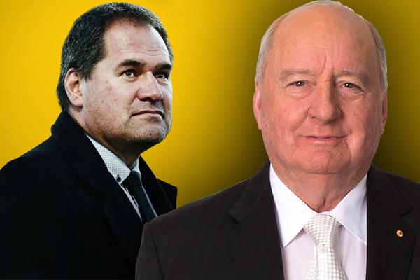 Article image for 'I do not support the appointment': Alan Jones slams Wallabies coaching decision