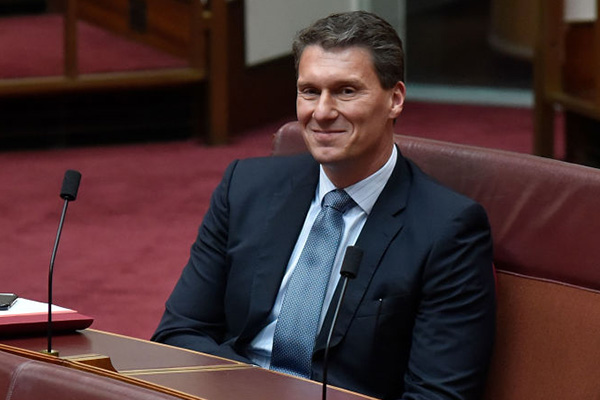Article image for 'It's time for me to do something else': Cory Bernardi ready to farewell politics