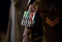 Victoria Cross winner calls for military bosses to be sacked over treatment of veterans