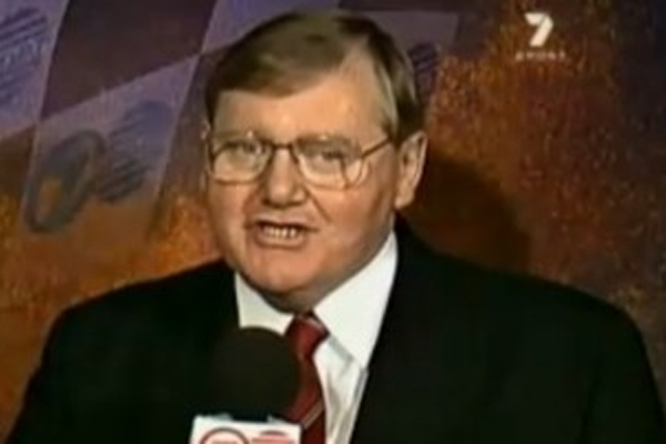 Article image for Iconic Bathurst broadcaster Mike Raymond has died
