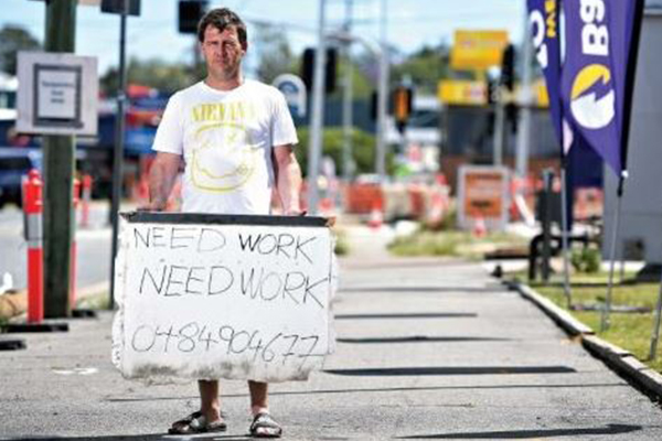 Article image for QLD father's pleas for work