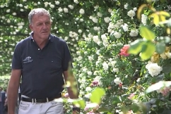 How to grow the perfect rose according to the keeper of Flemington's famous gardens