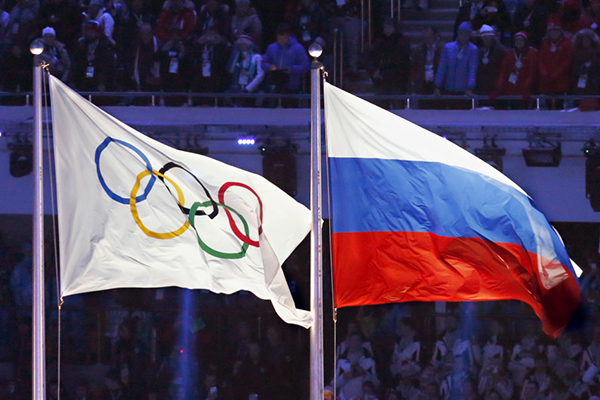 Article image for Australian Olympic boss speaks out after Russia banned from Olympics