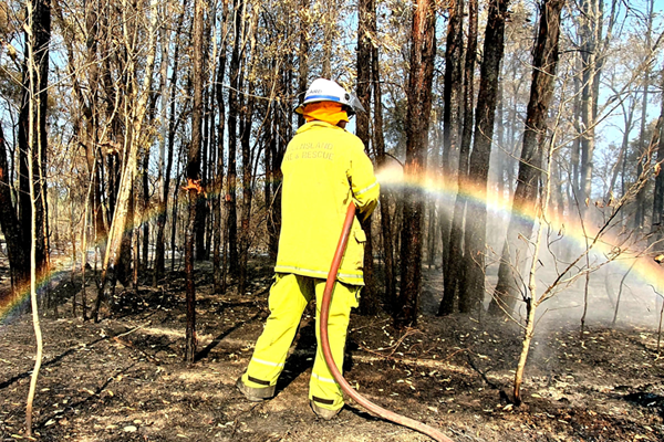 Article image for 'I can only do this for so long': Calls to pay volunteer firies