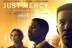 Win a double pass to see Just Mercy!