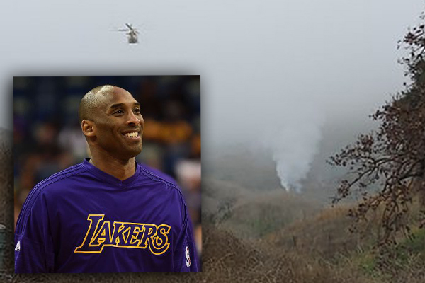 Article image for Kobe Bryant among nine killed in helicopter crash in Los Angeles