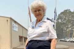 'I absolutely love it': Volunteer dedicating decades to the RFS