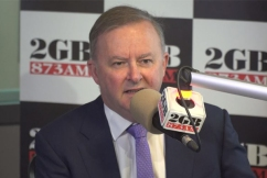 Anthony Albanese: We can't bury our heads in the sand over climate change