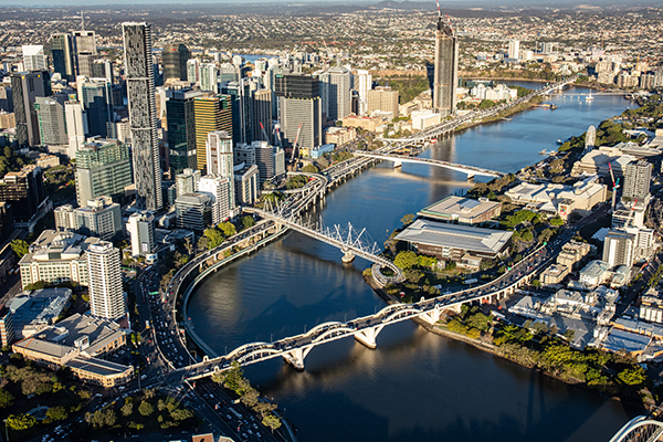 Article image for Legacy of 2032 Olympic Games 'will transform Brisbane forever'
