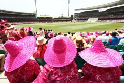 'Amazing' twelfth Pink Test at the Sydney Cricket Ground