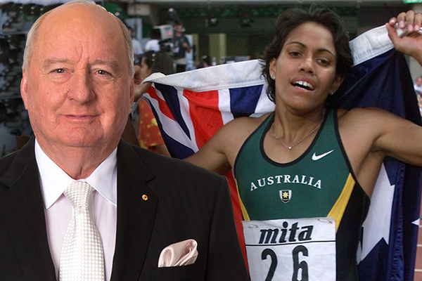 Article image for Alan Jones backs Cathy Freeman's call to change the national anthem