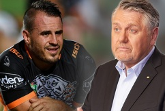 Ray Hadley stands by Josh Reynolds through 'absolutely unforgivable' ordeal