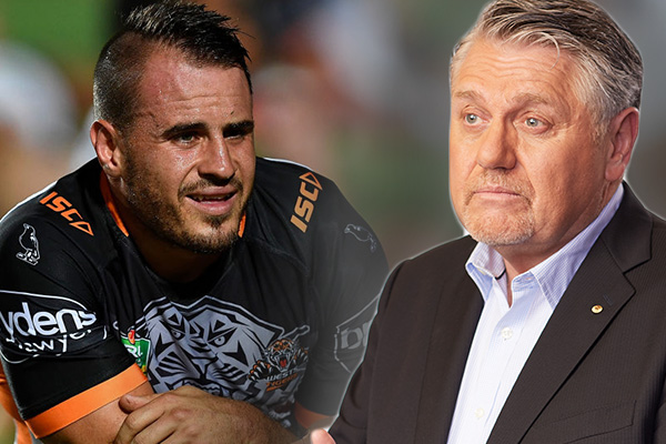 Article image for Ray Hadley stands by Josh Reynolds through 'absolutely unforgivable' ordeal