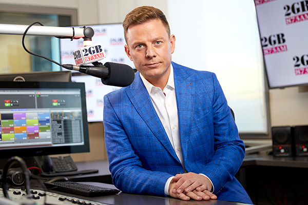 Article image for Ben Fordham slams officer's 'brain dead' comments after family burnt to death